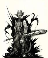 Blake, Master of Shadows by DrewLyons