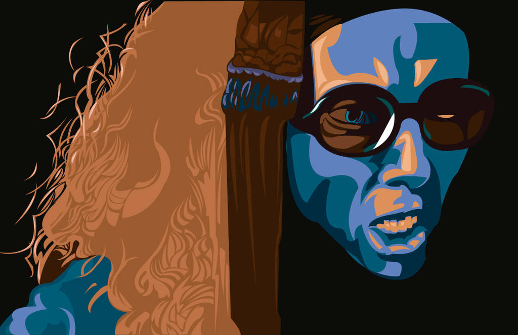 Sybil Trelawney by DrewLyons
