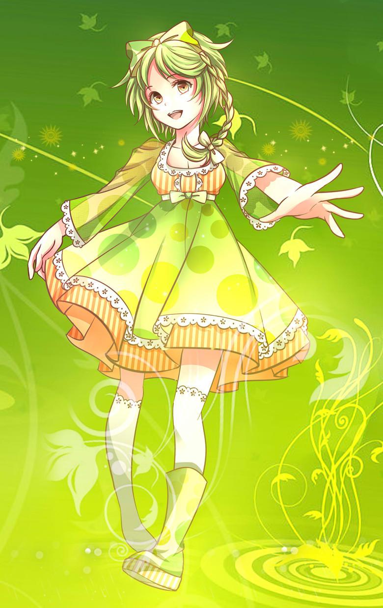 Green Lemon by BlackTeaDoll