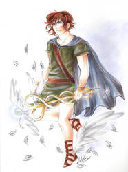 Hermes by ArsenicsamA