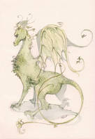AT: Ivy Dragon by UsagiYogurt
