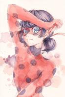 Ladybug by UsagiYogurt