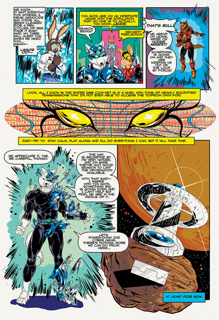 Cybersquad Page 32 by JTF3