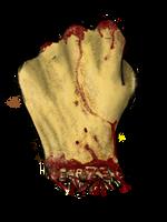 Fist of the fallen by LeetZero