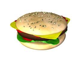 Cheeseburger by LeetZero