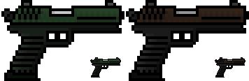 Pistol by LeetZero