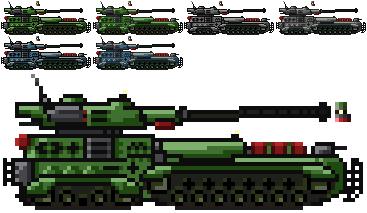 Imperatoix Tank by LeetZero