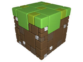 Grass Block v2 by LeetZero