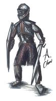 Cold Warrior by LeetZero