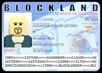 Fantasy Blockland ID card by LeetZero