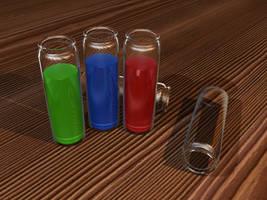 Potions / Bottles by LeetZero
