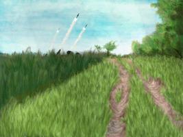 Missile Launch by LeetZero
