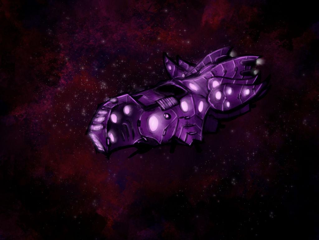 Spaceship by LeetZero