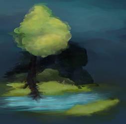 Twilight River by LeetZero