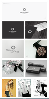 Irena Vucinic Art Jewelry logo by Shewa06