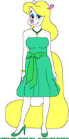 Minerva's Spring Dress 2011 by tpirman1982