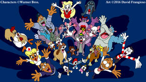 Minerva Sings the Animaniacs Opening Theme by tpirman1982