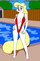 Minerva's Sling Bikini by tpirman1982