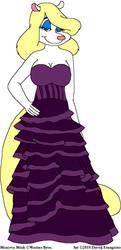 Minerva's Purple Dress 3 by tpirman1982