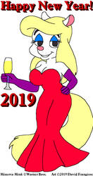 Minerva New Year 2019 by tpirman1982
