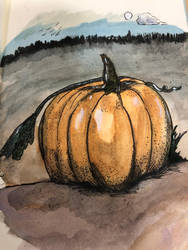 Samhain is coming  by GentlestGiant