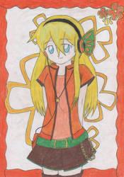 Vocaloid Lily - Dazzling girl by RyuuseiHikari