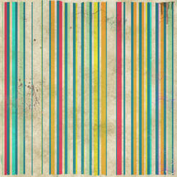 Vintage striped paper by yko-54