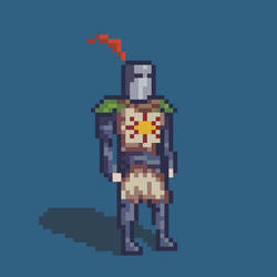 #octobit - Solaire of Astora by Edenvale