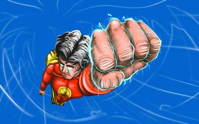 Hero by Jamdeski
