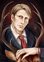 Doctor Lecter by hojolabor