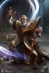 Gnome Wizard by froebee