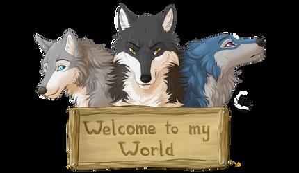 Welcome to my World by Neawana