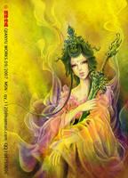 The sword goddess by qianyu