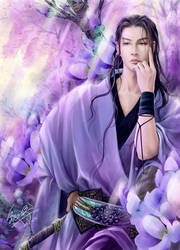 Purple extreme by qianyu