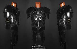 Nightingale skyrim armor, v2 by AtelierFantastique