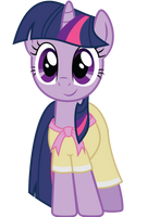 Twilight in Her Favorite Dress by Eagle1Division