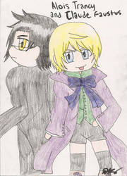 Alois and Claude by Mariksgirlfriend13