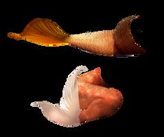 Mermaid Tails by JinxMim