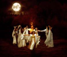 Samhain by JinxMim