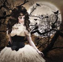 Ten and Twenty Blackbirds by JinxMim