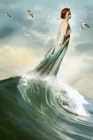 Ocean Spirit by JinxMim