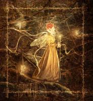 Faerie Queen by JinxMim