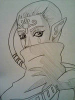Impa Sketch by starbuxx