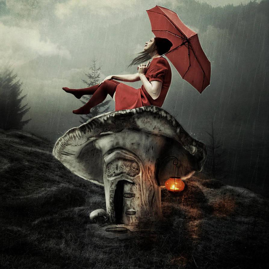 Rainy Day by LanaTustich