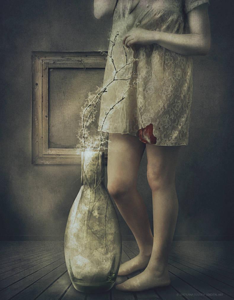Empty (Dark Room #4) by LanaTustich