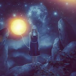 Magical Night by LanaTustich