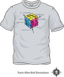 Rubik's Cube by lambchop00