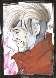 Copic - Gambit by tZuB