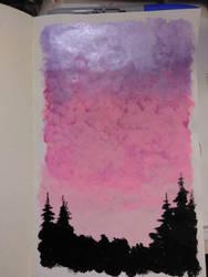 Dawn Rises by Tulpi