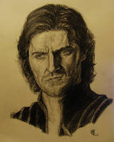 Sir Guy of Gisborne by BlueOakRogue